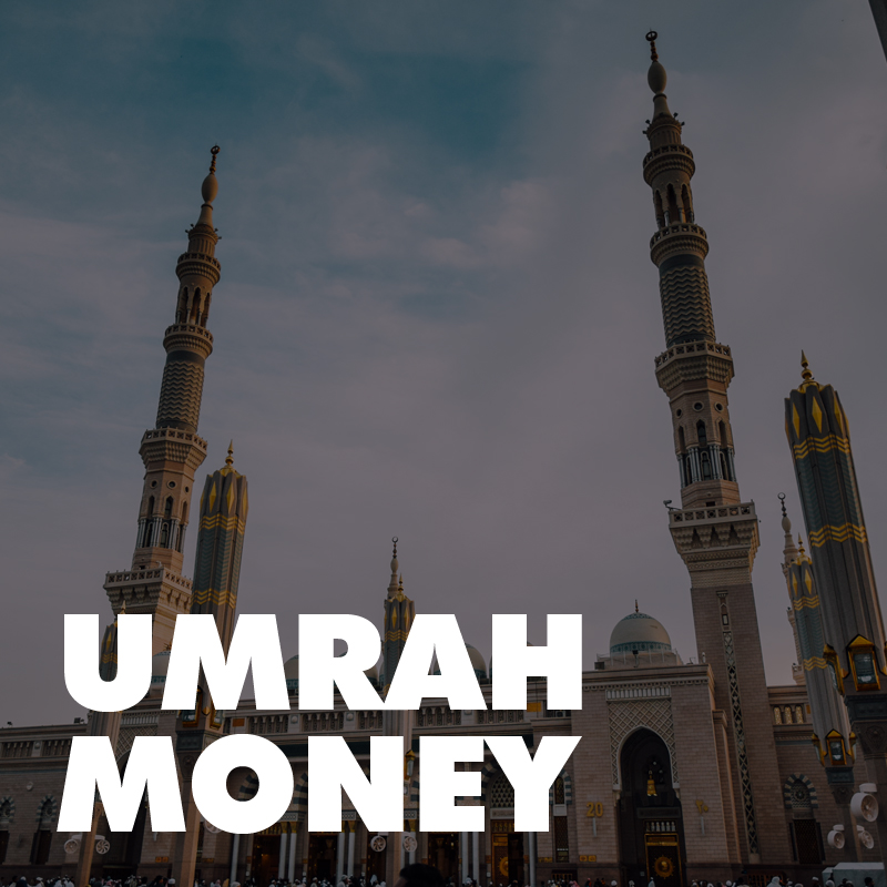 Arise Umrah Money